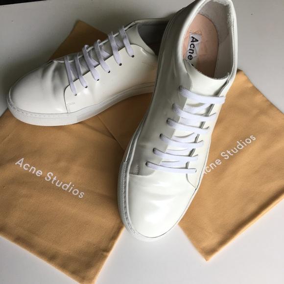 Acne Shoes   Acne Studios Adrian White